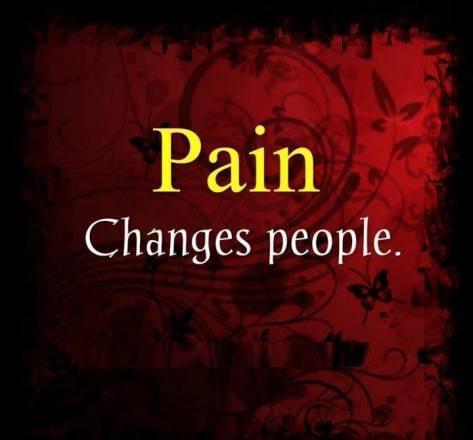 Pain Changes