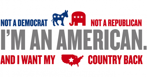 Want my Country Back